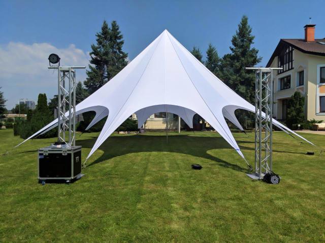 Yıldız Tente | Gazebo Çadır, Portatif Katlanabilir Çadır Çardak Tente